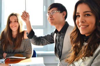 Englisch lernen in Graz - Englischkurse für Anfänger und Fortgeschrittene