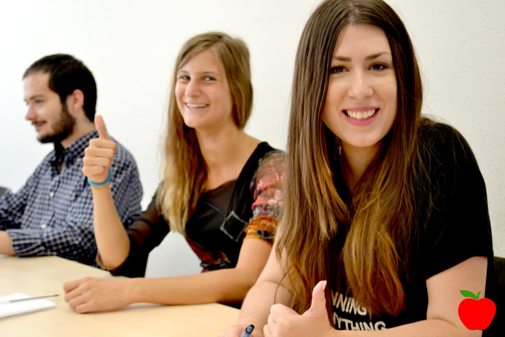Deutschkurs und Praktikum in Graz